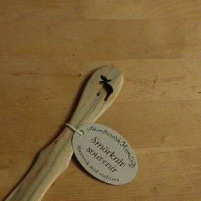 画像3: 北欧雑貨 キッチン SKANDINAVISK.H 《スカンジナヴィスク.H》 木製バターナイフ