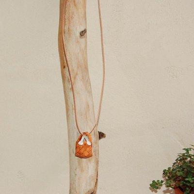 画像2: 北欧雑貨 白樺かご ミニチュアペンダント