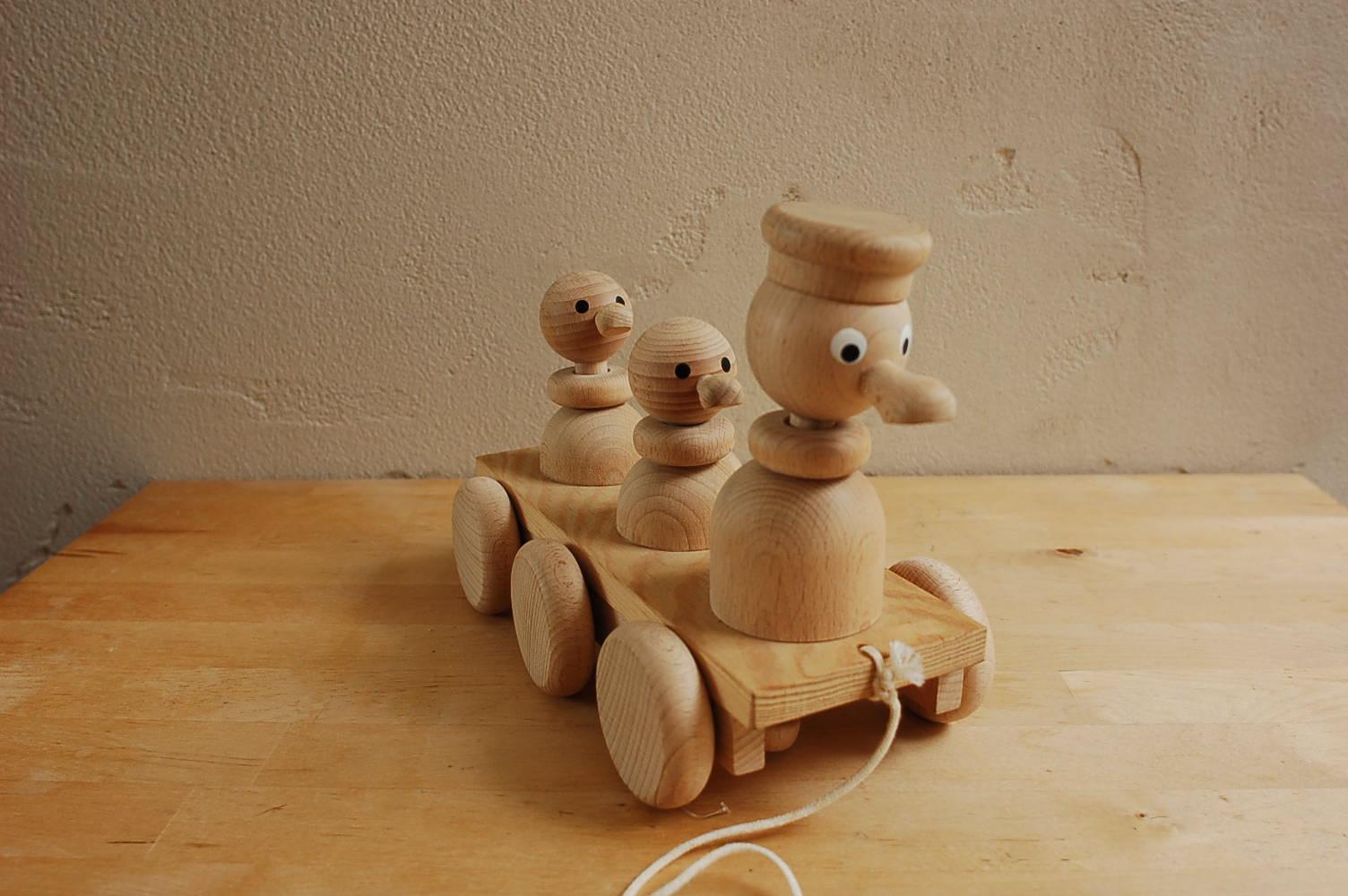 木 の おもちゃ 木のおもちゃ Brook(ぶるっく)